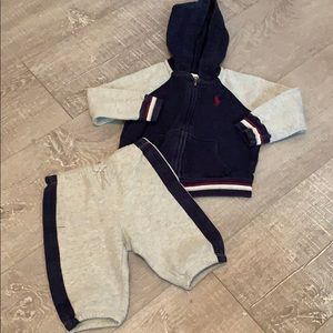Ralph Lauren  sweater & joggers set